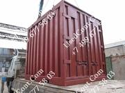 Купить контейнер 40: UsedCont.Com контейнер 40 футов размеры
