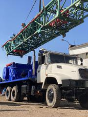 Ремонт и модернизацию установок УПА-60 для бурения и ремонта скважин
